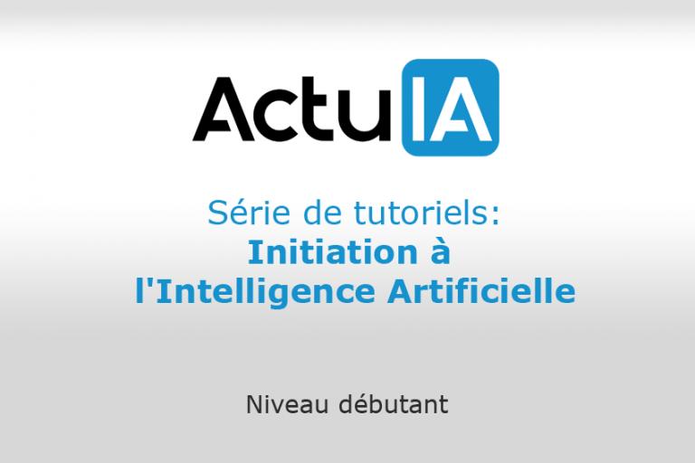 Lancement d'une formation d'initiation à l'IA gratuite en ligne.