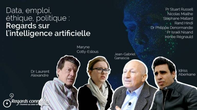 Data, emploi, éthique, politique : Regards sur l'intelligence artificielle