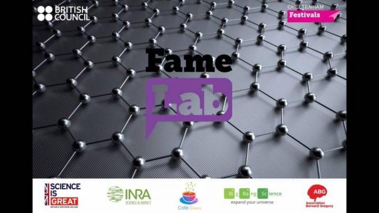 Communiquer un concept scientifique en 3 minutes avec FameLab jusqu'au 15 avril
