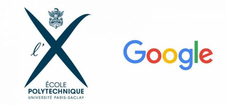 Une Chaire internationale Artificial Intelligence and Advanced Visual Computing à l'École polytechnique en partenariat avec Google France