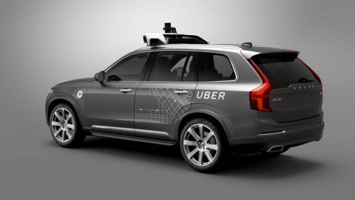 un v hicule autonome uber heurte une pi tonne dans l 39 arizona intelligence artificielle. Black Bedroom Furniture Sets. Home Design Ideas