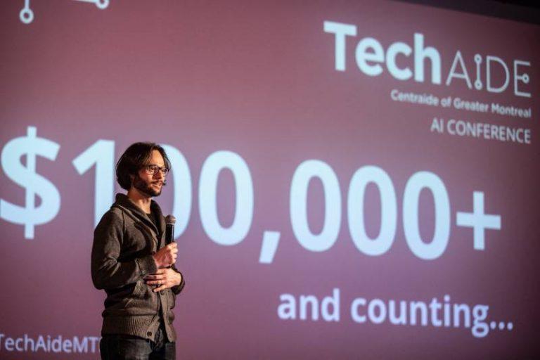 Conférence TechAide de Montréal : L'intelligence artificielle pour lutter contre la pauvreté et l'exclusion