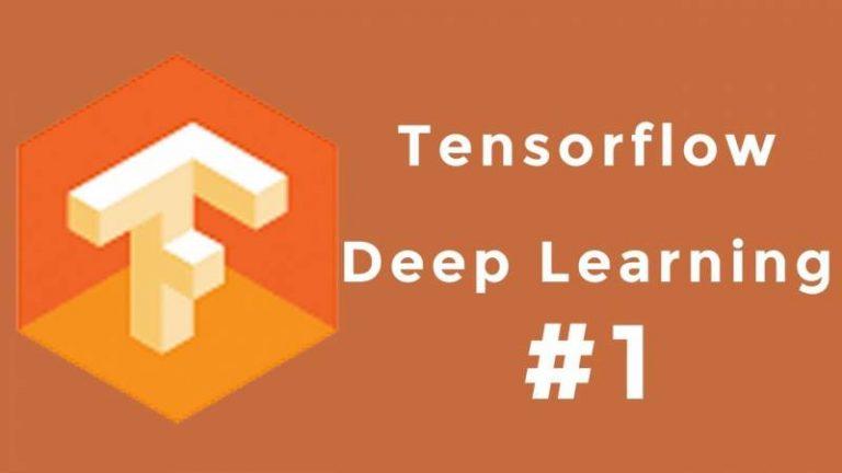 Deep Learning avec TensorFlow pour les débutants #1