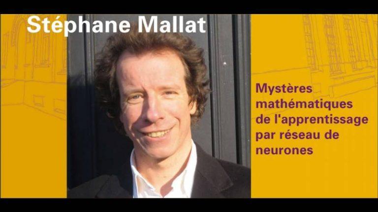 Mystères mathématiques de l'apprentissage par réseaux de neurones