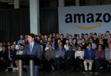 Amazon emploi Vancouver Canada