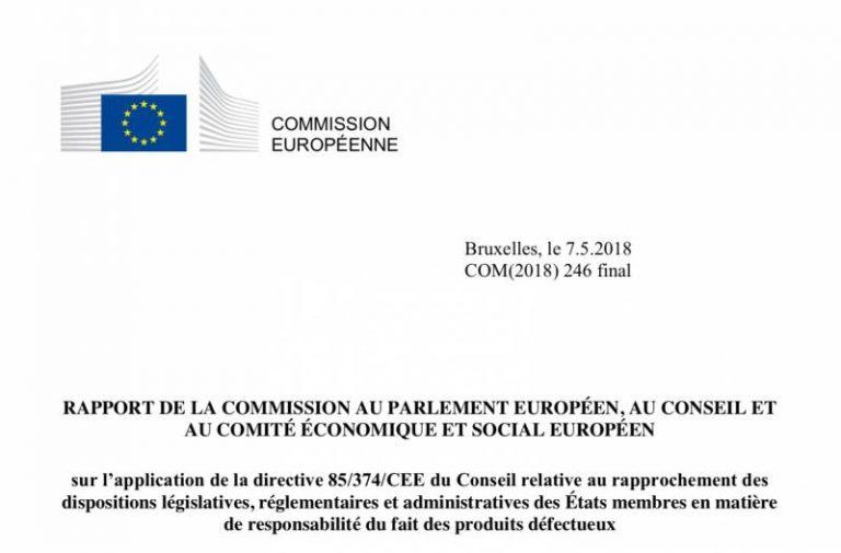 La Commission européenne se penchera sur la législation sur la responsabilité des robots et de l'IA