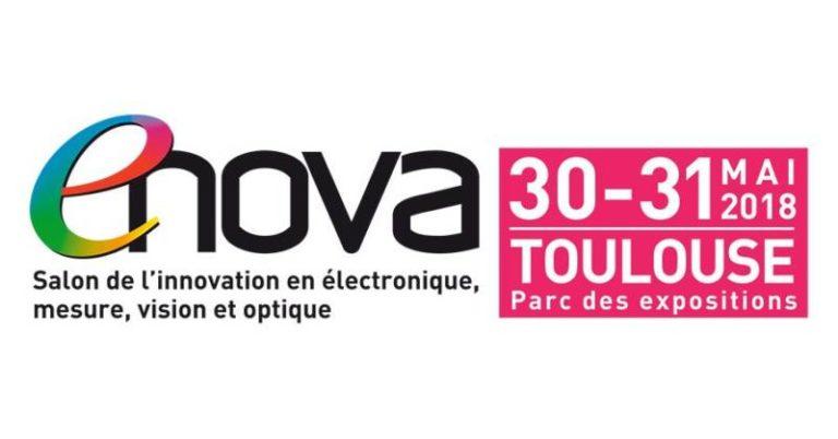 IA, systèmes embarqués, vision, aéronautique : Le salon ENOVA se tiendra à Toulouse les 30 et 31 mai