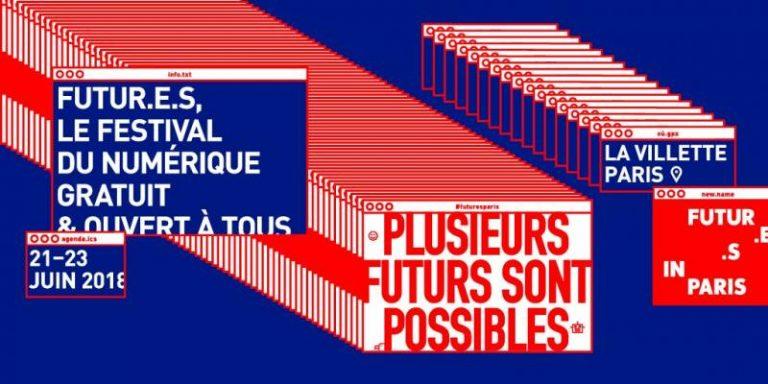 Progrès technologiques et bouleversements globaux au programme de Futur.e.s à Paris du 21 au 23 juin