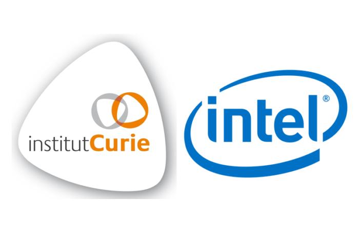 Intel Institut Curie génome