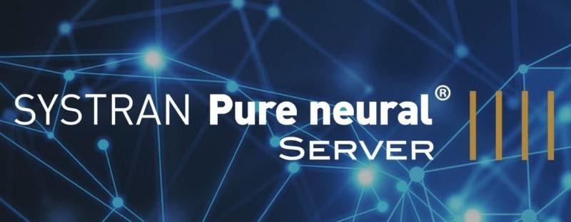 Systran traduction neuronale