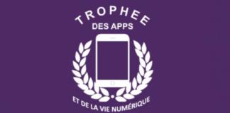 Trophée prix App numérique