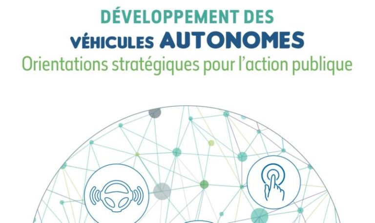 France : Quelle stratégie pour le développement du véhicule autonome ?