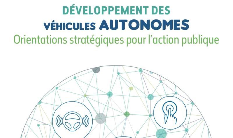 Véhicule autonome France