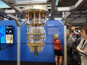 Ordinateur quantique d'IBM