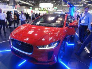 Jaguar électrique