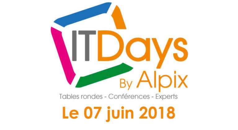ITDays by Alpix accueillera 18 conférences sur le digital le 7 juin à Troyes