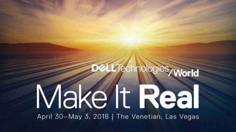 Dell Technologies World 2018 : Intelligence artificielle, données, Internet des objets, stockage et hyperconvergence