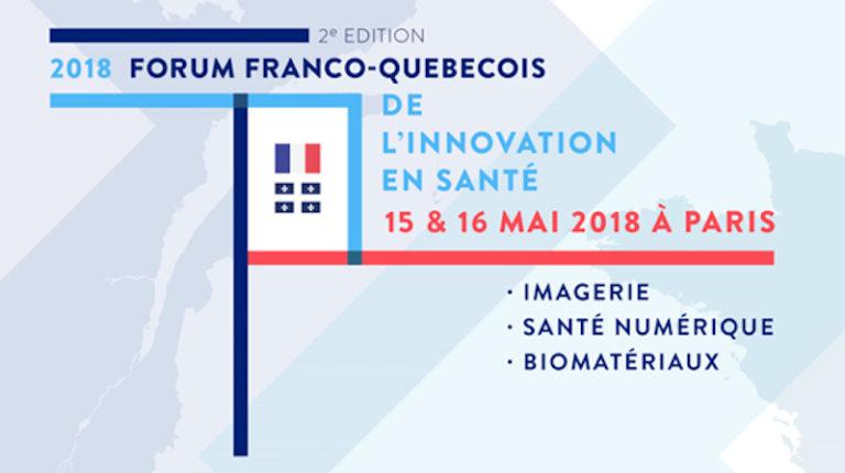 Santé numérique : Une 2e édition du Forum Franco-Québécois d'Innovation en Santé réussie