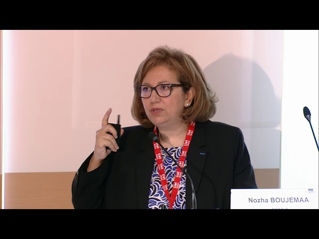 Keynote de Nozha Boujemaa – DigiHall Day 2018