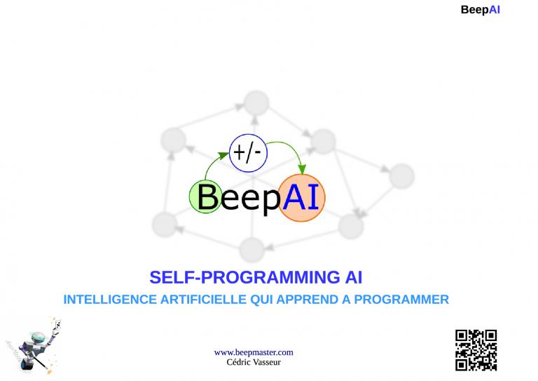 BeepAI  : Une intelligence artificielle qui apprend à programmer !