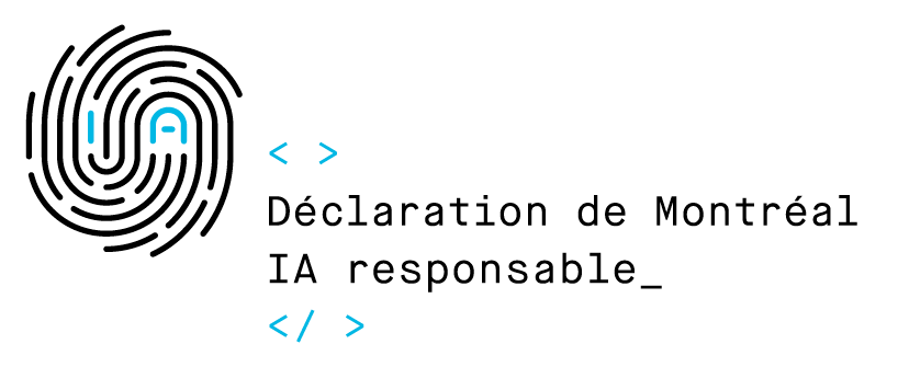 Déclaration Montreal IA Responsable