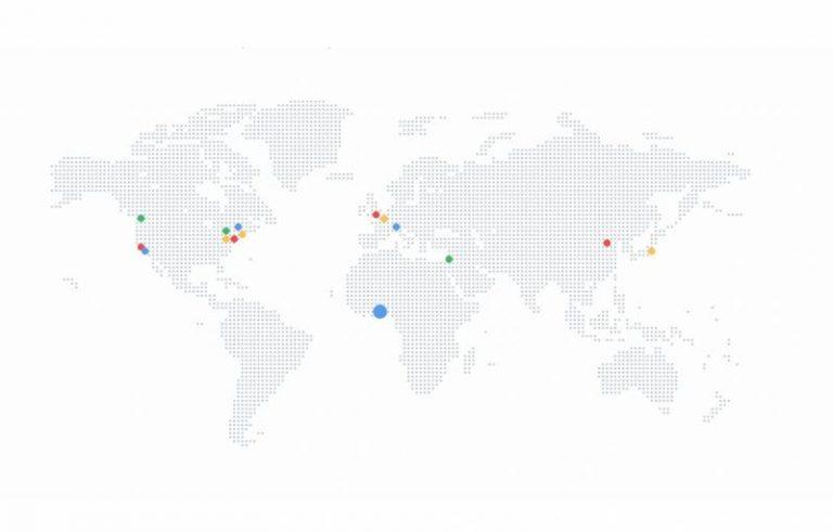 Google installe son premier centre d'intelligence artificielle sur le continent africain