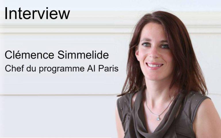 Interview de Clémence Simmelide, en charge du contenu du congrès AI Paris