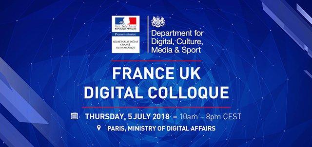 La France et le Royaume-Uni renforcent leurs liens en matière d'intelligence artificielle et de données