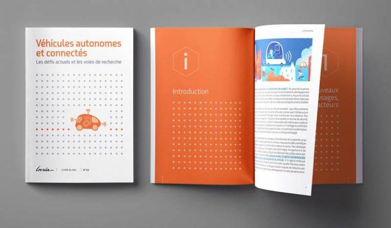 Focus sur le livre blanc d'Inria sur les Véhicules Autonomes et Connectés