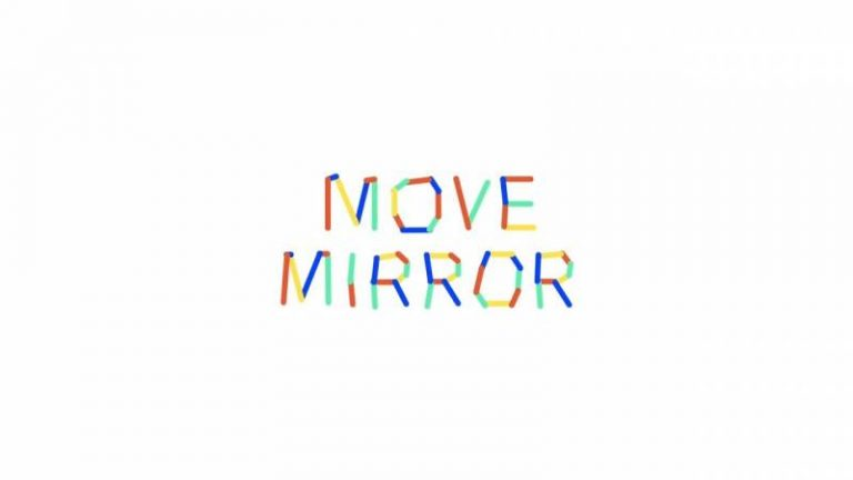 Google Creative Lab propose Move Mirror, une expérience basée sur l'intelligence artificielle et la vision par ordinateur pour identifier des mouvements