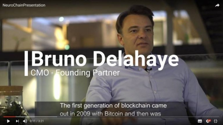 La startup Blockchain française NeuroChain, basée sur l'intelligence artificielle, se lance en bourse