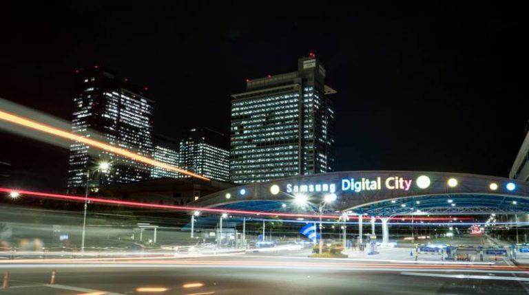 IA, voiture autonome, robotique, IoT et 5G : Samsung annonce un plan d'investissement de 161 milliards de dollars