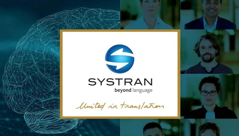 Traduction neuronale et IA multilingue : SYSTRAN présente SYSTRAN Pure Neural® Server