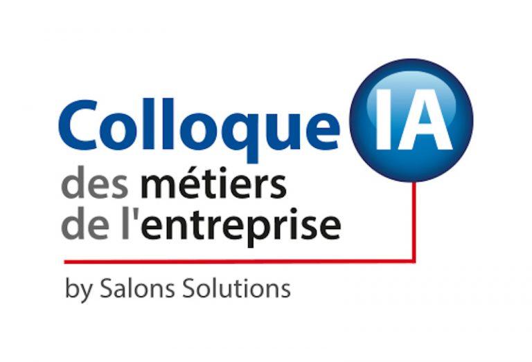Colloque IA des Métiers de l'Entreprise : rendez-vous aux Salons Solutions les 25 et 26 septembre prochains