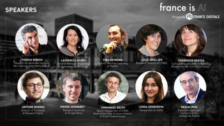 La conférence France is AI revient pour une troisième édition à Station F