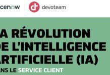 Infographie – La révolution de l'intelligence artificielle dans le service client