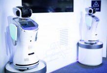 Les robots hôteliers d'Alibaba