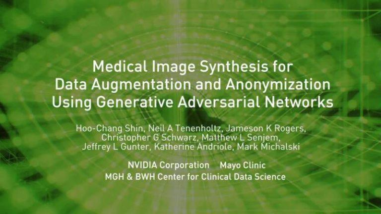 Nvidia génère de fausses images d'IRM pour rendre plus performante l'analyse de tumeurs du cerveau