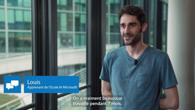 Microsoft France annonce vouloir former 400.000 personnes à l'intelligence en trois ans