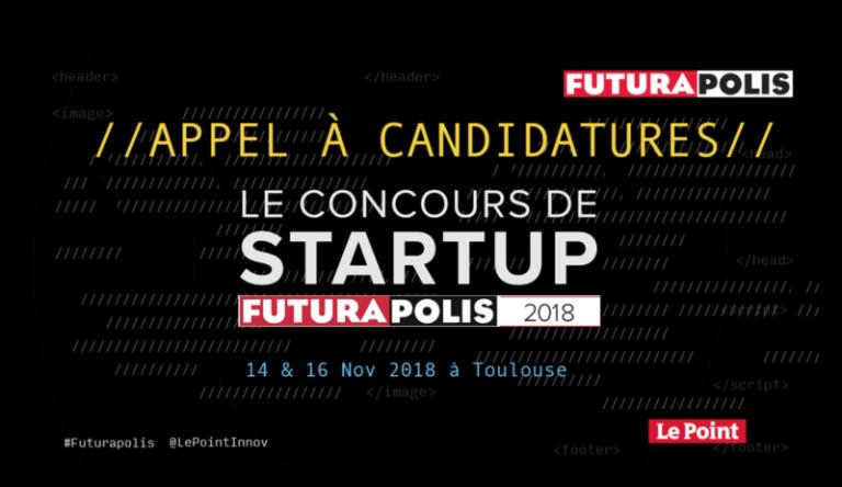 Concours de start-up Futurapolis 2018 : Appel à candidatures