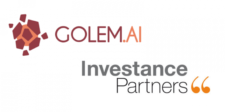 Golem.ai et Investance Partners s'associent pour faciliter l'adoption de l'intelligence artificielle par les acteurs de la finance
