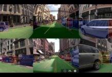 Vision artificielle Tesla Autopilot v9