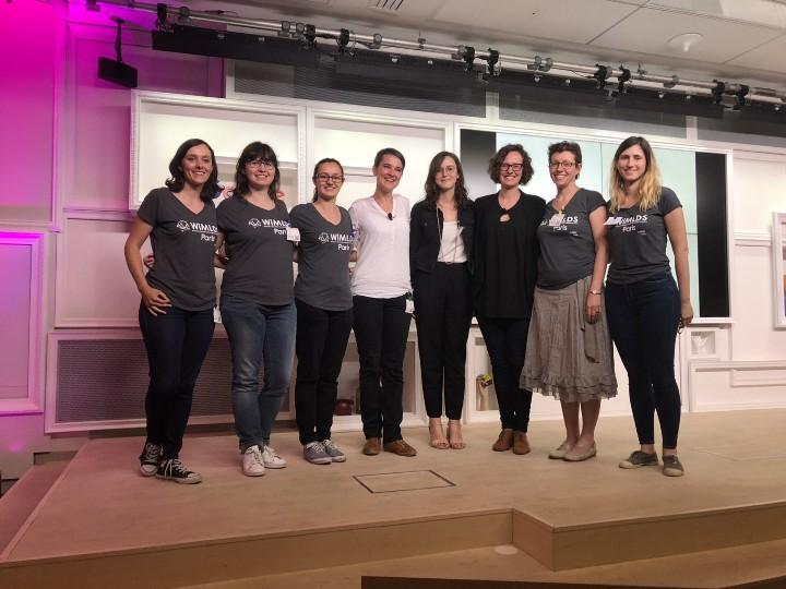 10 choses que j'ai apprises en lançant le Meetup WiMLDS Paris