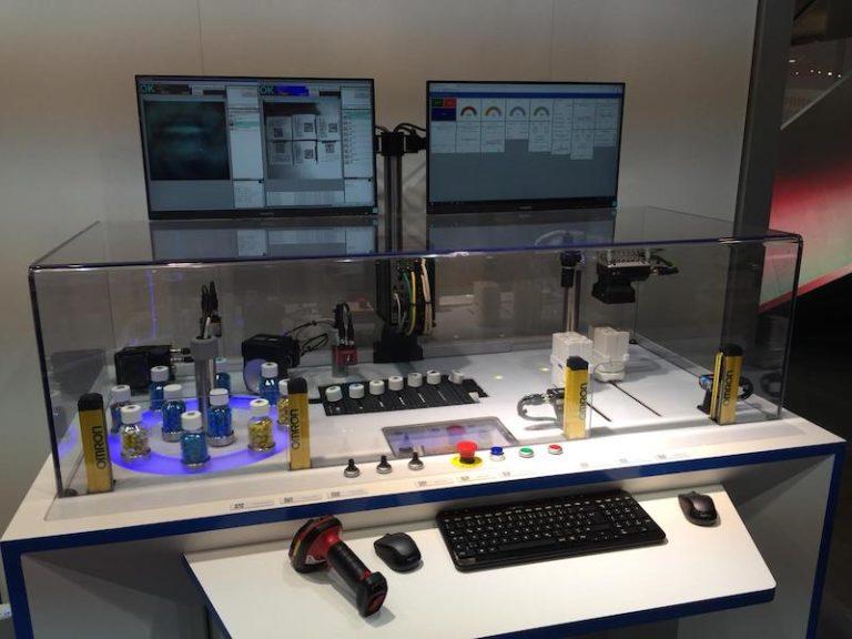 Omron ouvre un laboratoire d'innovation en France