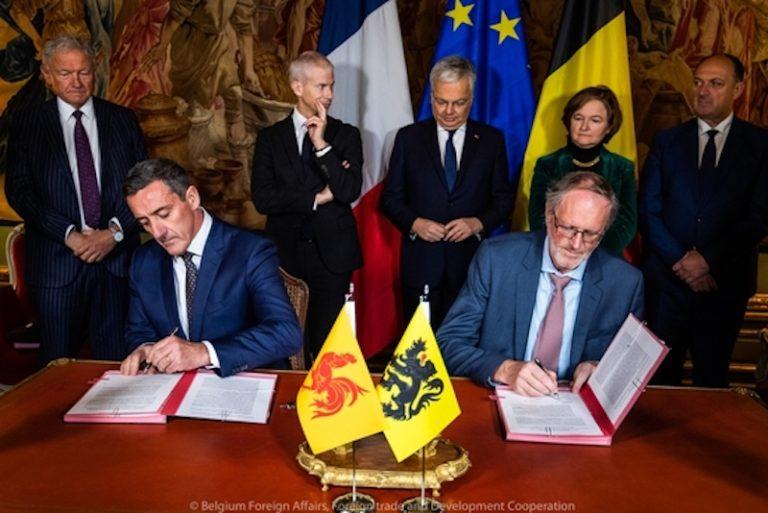 Le CEA-Leti et le centre de recherche belge Imec signent un mémorandum d'accord sur l'intelligence artificielle et l'informatique quantique