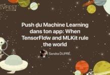 Push du Machine Learning dans ton App