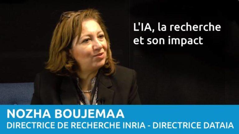 Entretien avec Nozha Boujemaa
