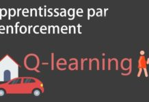 Apprentissage par renforcement : Q Learning