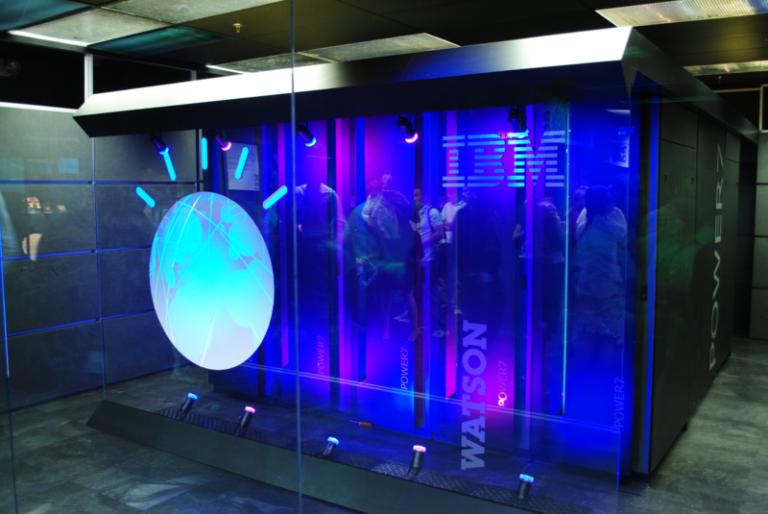 Le Prix Gottlieb Duttweiler est attribué à Watson, le programme d'intelligence artificielle d'IBM