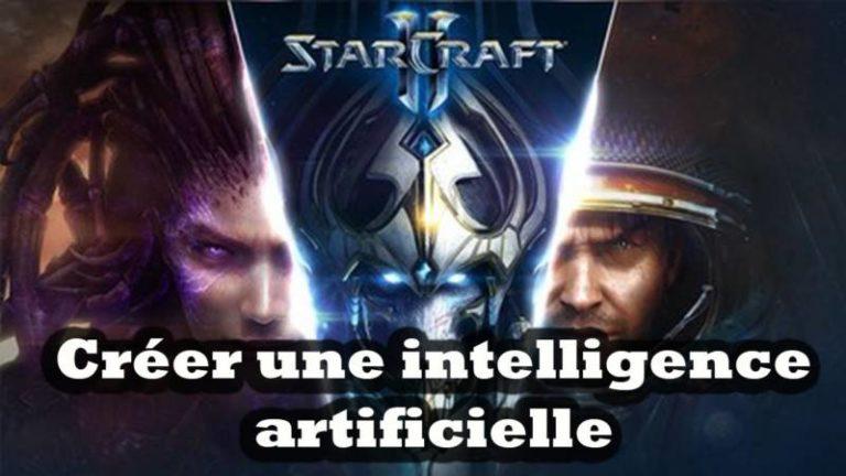 Tutoriel : créer une intelligence artificielle sur Starcraft II